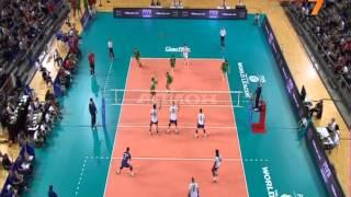 Франция   България Световна лига  втора среща