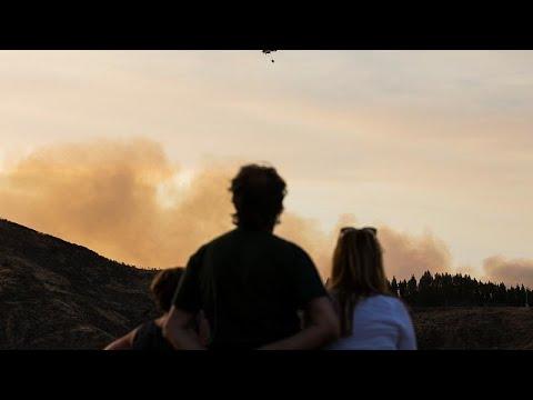إجلاء عشرات السياح والسكان إثر اندلاع حريق جديد في جزيرة كناريا الكبرى الإسبانية …  - نشر قبل 3 ساعة