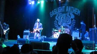 The Gaslight Anthem - Handwritten - HD - Huntington, New York @ Paramount 2013 09 08