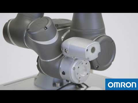 Omron Collaborative Robots Tutorial 1 - Unboxing and Initial Set Up