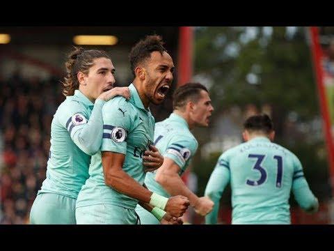 Bournemouth 1-2 Arsenal | Review | 17 games unbeaten ft Lee Gunner, Ola & Kenny Ken