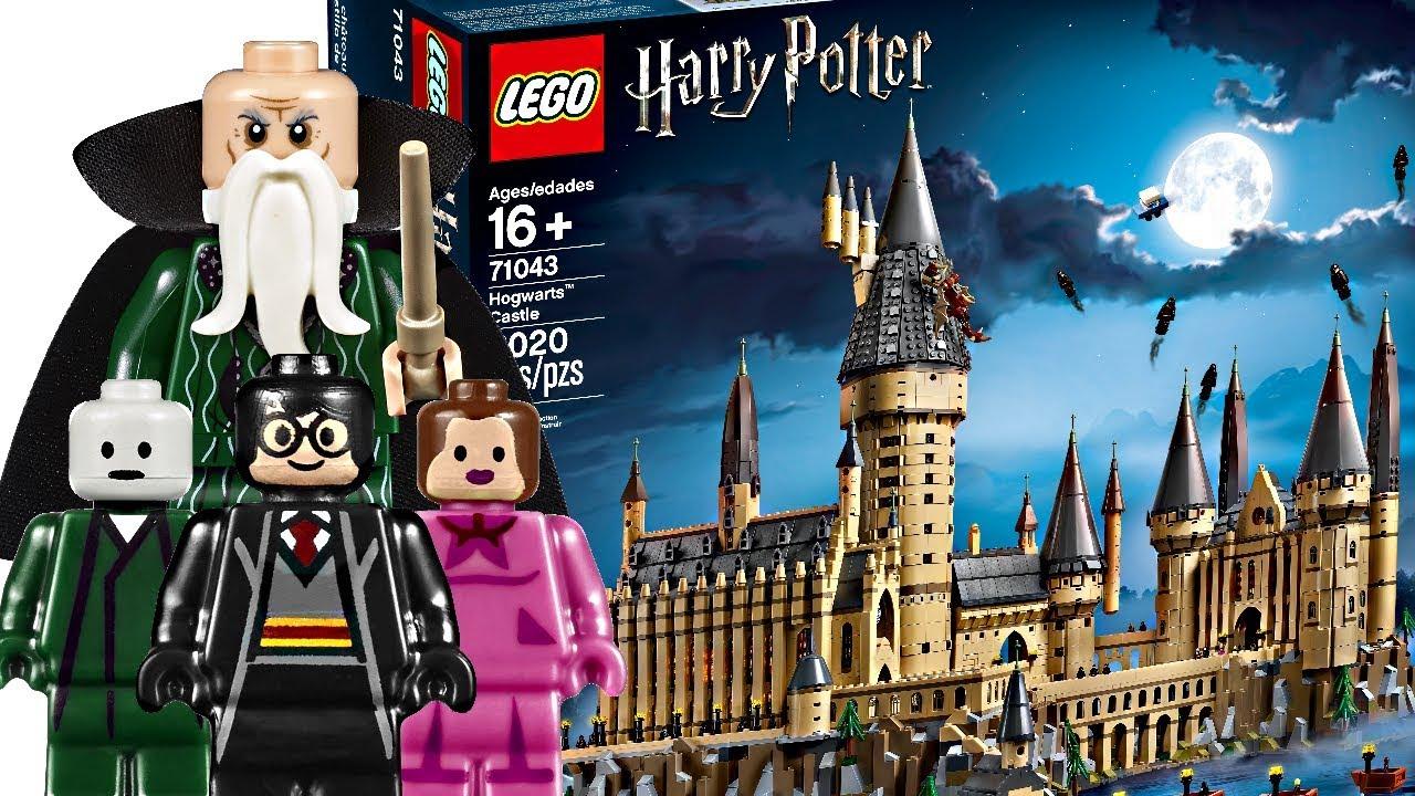 Lego Harry Potter Hogwarts 2018 Set Microscale Yay  F0 9f 99 84
