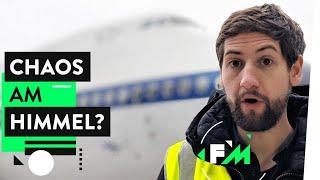 Flugzeug-Crash verhindern! Ein Tag als Fluglotse