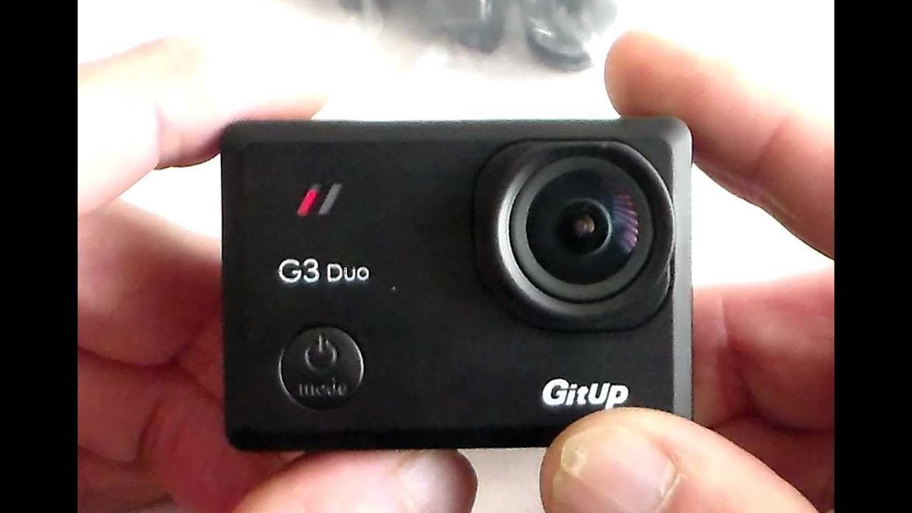 gitup g3 duo big test camera slave camera gps logger. Black Bedroom Furniture Sets. Home Design Ideas