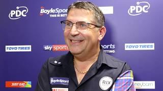 Gary Anderson 'Focusing on next year' despite positive start at Grand Slam of Darts