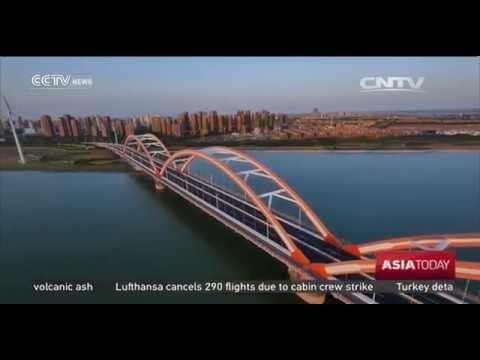 Tianjin Eco-city provides model for China's urbanization