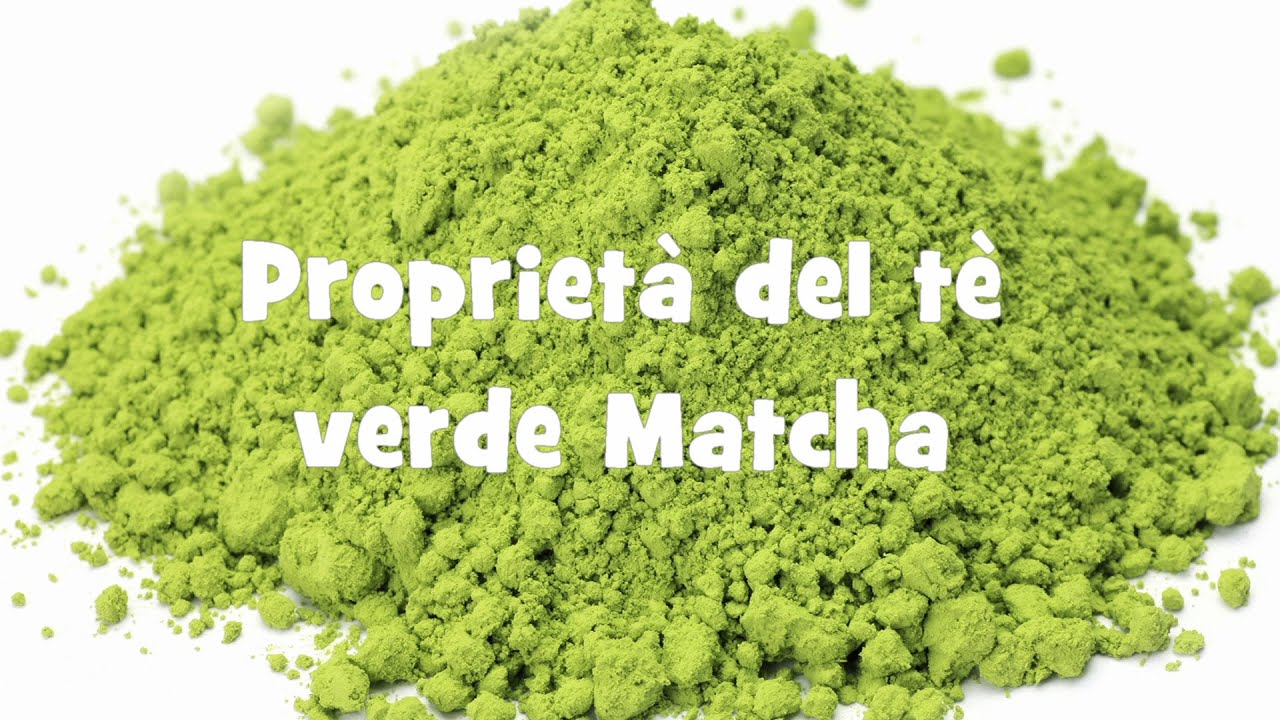Proprietà del tè verde Matcha - Kissgibellina72 - YouTube