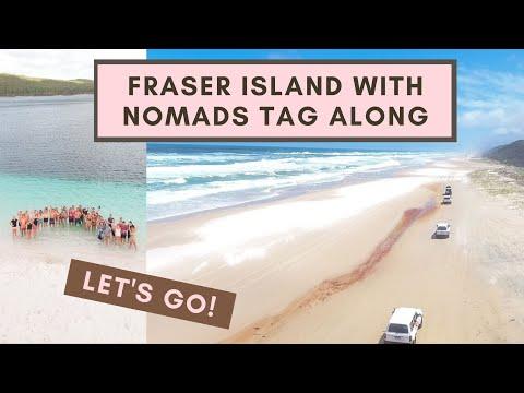 Exploring Fraser Island, Backpacking Australia 2017 | Where's Mollie?