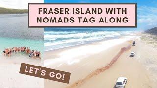 Exploring Fraser Island, Backpacking Australia 2017   Where