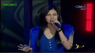 "Party Pilipinas [University] - VOX Julieanne San Jose ""Sana'y Maulit Muli"" = 6/24/12"