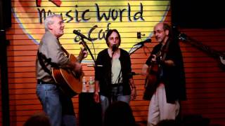 Peter, Paul and Mary - This Land Is Your Land cover by Rick, Andy & Judy