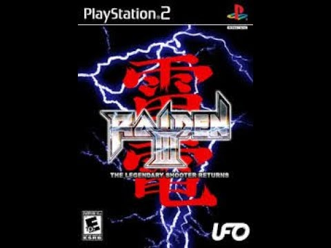 Raiden 3 (PS2) Trying It Out Series  