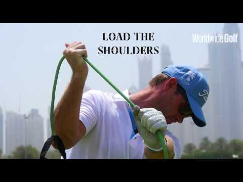 Amazingly simple indoor drill for golfers
