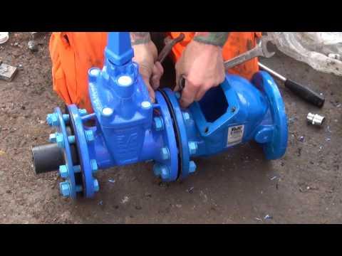 Westlegate - Water Leak Repair Work 2014