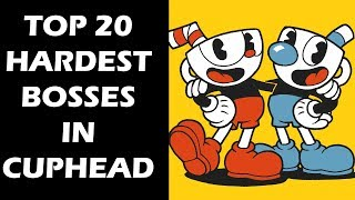 Top 20 Most Difficult Cuphead Bosses That Totally 'Walloped' You