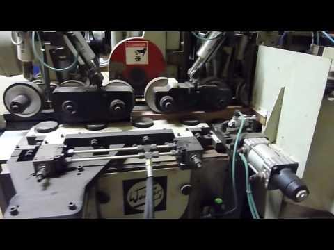 WEINIG, KOCH Windows Production Line - Gromar Woodworking Machines