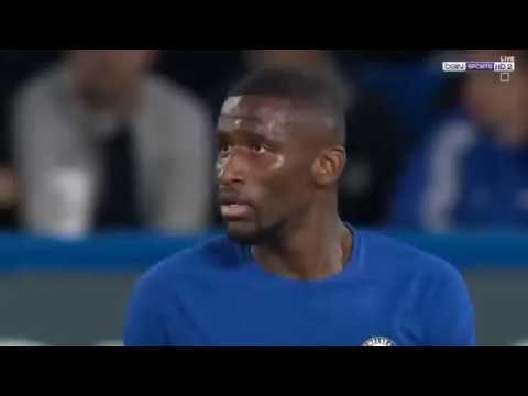 Chelsea vs Everton 2-1 - All Goals & Extended Highlights - 25/10/2017 HD