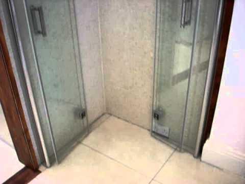 Charmant Tavistocks Space Saver Shower Enclosure Made By Kermi True German Skill
