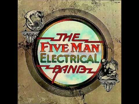 Five Man Electrical Band - Money Back Guarantee