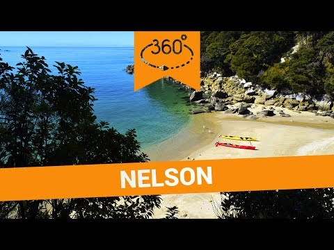 Things to Do in Nelson in 360 - New Zealand VR