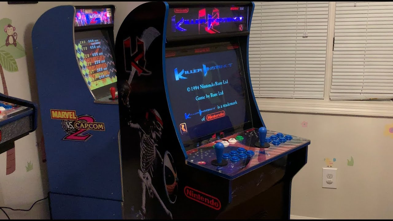 ARCADE1UP Killer Instinct