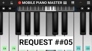 O Mere Sona Re Sona Re Piano Tutorial|Piano Keyboard|Piano Lessons|Piano Music|learn piano Online