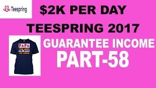 P-58 | Wie Erstellen Sie T-Shirts-Designs, die VERKAUFEN - Teespring-Tutorial |