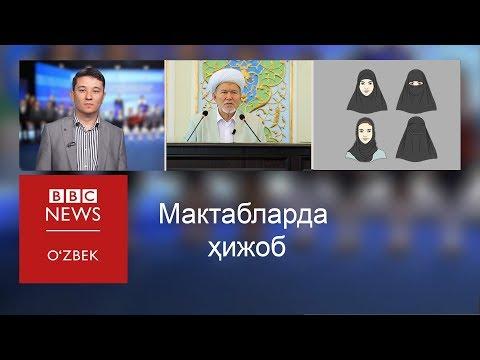 Мактабларда ҳижобга рухсат бериш керакми? - BBC Uzbek