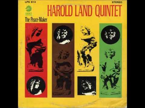 Harold Land  - The Peace Maker ( Full Album )
