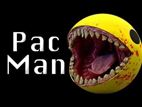 JOGO DE TERROR DO PAC-MAN!  (PAC WAR GAMEPLAY)