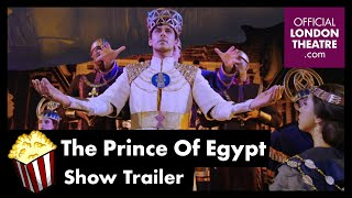 The Prince Of Egypt - Show Trailer