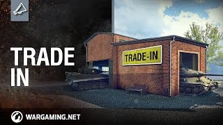 Want to get a Premium tank cheaper? Trade in!