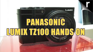 Post Focus test: Panasonic Lumix TZ100 hands-on review