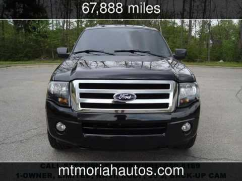 Ford Expedition El Limited Used Cars Memphistennessee