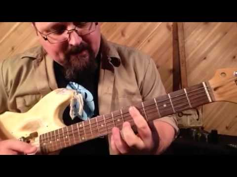 how to play no business on 5 string guitar