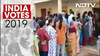 General Elections Begin, 91 Seats Vote In First Phase