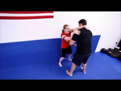 Strangulation Defensive Move