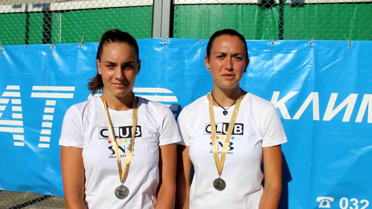 Interview Slavena Nikova & Emileta Racheva - August 12, 2018