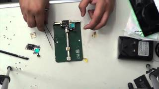 how to Replace note 2 sim card reader only