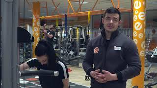 Персональные тренировки в Energy Fitness