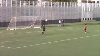 c grade 學界足球四強 聖若瑟 vs 男拔萃 精華