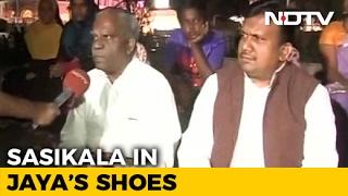 Chief Minister VK Sasikala? Chennai Speaks Up On 'Chinnamma'