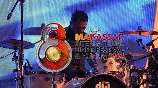 ADA BAND - MASIH SAHABATKU KEKASIHKU CLOSING CEREMONY F8 Makassar 2018