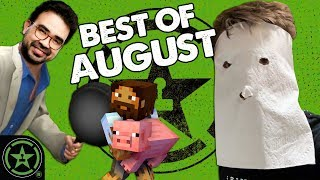 August 2019 Highlights - Best of Achievement Hunter
