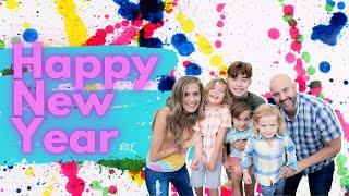 Happy New Year   Blended Kingdom Families