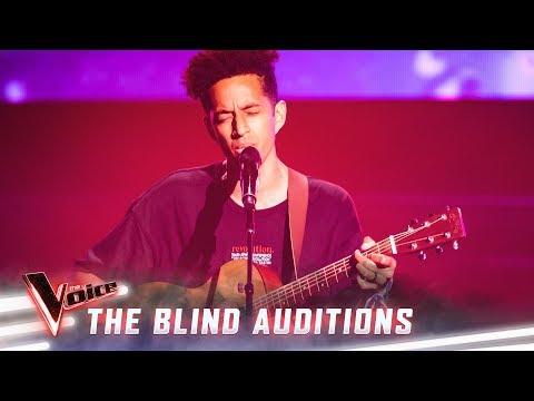 The Blind Auditions: Zeek Power Sings 'Runnin' (Lose It All)' | The Voice Australia 2019