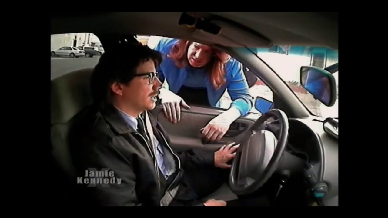 Jamie Kennedy Experiment - Driving School