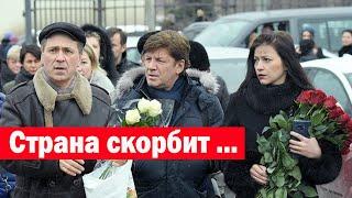 Скончался Заслуженный Артист Российской Федерации
