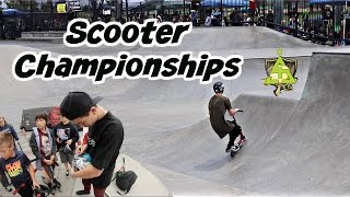 NORTH AMERICAN SCOOTER CHAMPIONSHIPS!!!