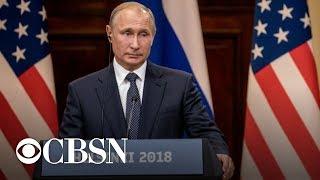 Examining the U.S.-Russia relationship under Trump